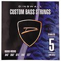 Струны для электрической бас-гитары  Dingwall Custom Bass Strings .045-.127