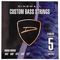 Struny do elektrycznej gitary basowej Dingwall Custom Bass Strings .045-.127