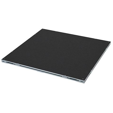 Intellistage 1x1 m Industrial Diamond Podestplatte