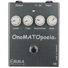 Emma Electronic OnoMATOpoeia « Effets pour guitare électrique