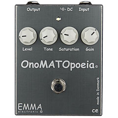 Emma Electronic OnoMATOpoeia « Pedal guitarra eléctrica