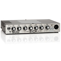Eich Amps T-900 « Bass Amp Head