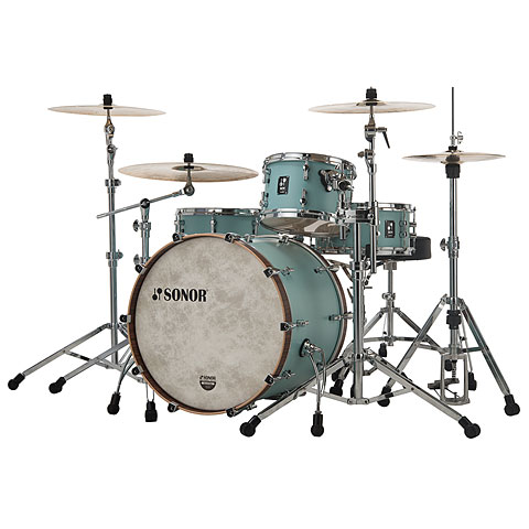 "Schlagzeug Sonor SQ1 20""/12""/14"" Cruiser Blue"