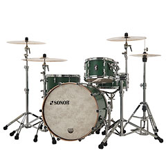 "Sonor SQ1 20""/12""/14"" Roadster Green « Drum Kit"