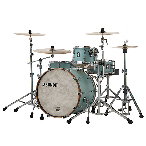 "Schlagzeug Sonor SQ1 22""/12""/16"" Cruiser Blue"