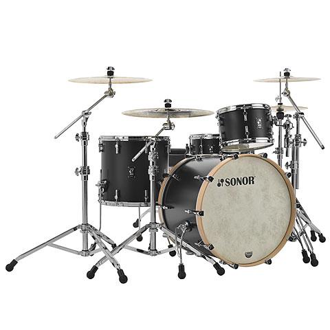 """Schlagzeug Sonor SQ1 22""""/12""""/16"""" GT Black"""