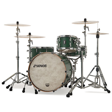 Sonor SQ1 22 /12 /16  Roadster Green
