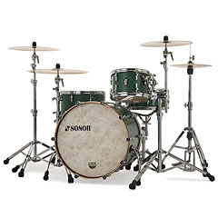 "Sonor SQ1 22""/12""/16"" Roadster Green « Drum Kit"