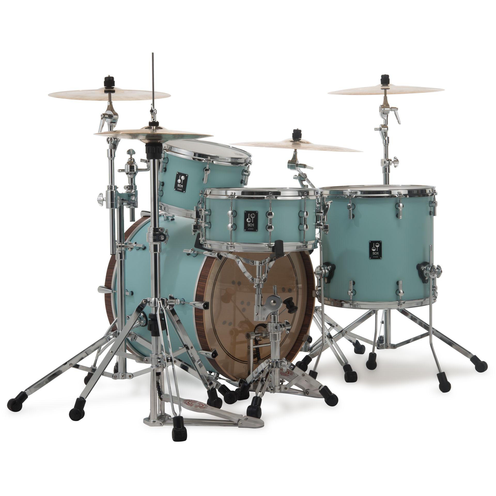 Sonor Sq1 24 Quot 13 Quot 16 Quot Cruiser Blue 171 Schlagzeug