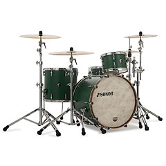 "Sonor SQ1 24""/13""/16"" Roadster Green « Drum Kit"