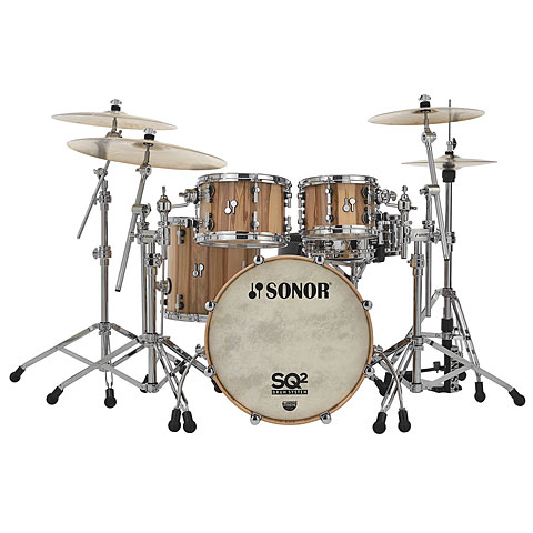 Sonor SQ2  20 /10 /12 /14  American Walnut