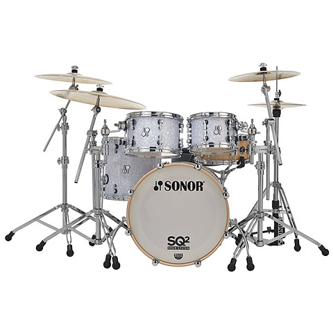 Sonor SQ2  20 /10 /12 /14  White Marine Pearl