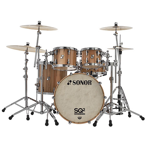 Sonor SQ2 22 /10 /12 /16  American Walnut