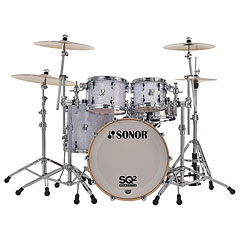 "Sonor SQ2  22""/12""/16"" White Marine Pearl « Drum Kit"