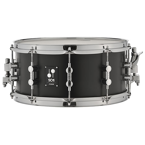 "Snare Sonor SQ1 14"" x 6,5"" GT Black Snare"