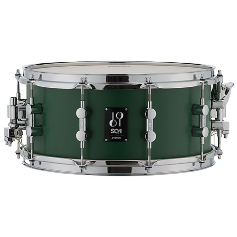 Sonor SQ1 14  x 6,5  Roadster Green Snare