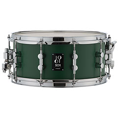 "Sonor SQ1 14"" x 6,5"" Roadster Green Snare « Caisse claire"