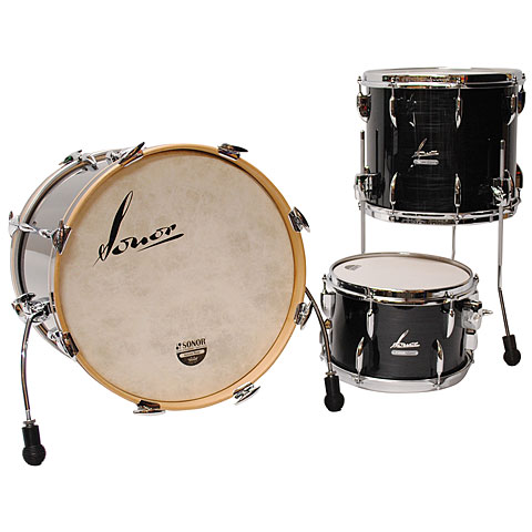 Schlagzeug Sonor Vintage Series VT17 Three20 Vintage Black Slate