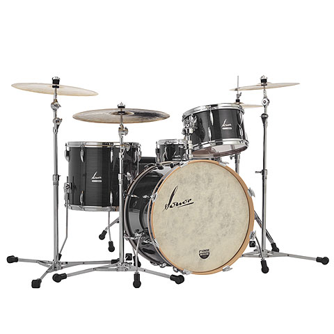 Sonor Vintage Series VT17 Three20 Vintage Black Slate