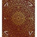Akcesoria perkusyjne Sonor Vintage Carpet with Mallet Logo 180 x 160 cm