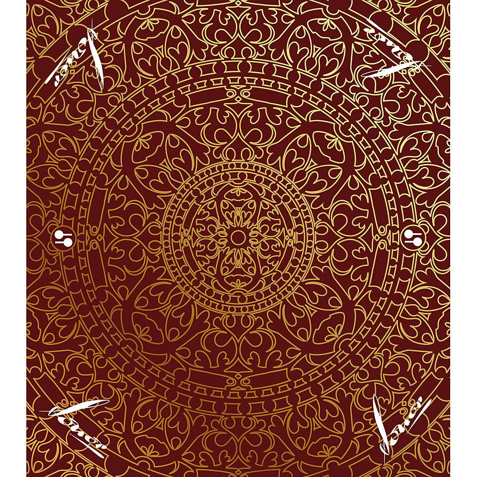 sonor vintage carpet with mallet logo 180 x 160 cm drum zubeh r. Black Bedroom Furniture Sets. Home Design Ideas