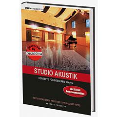 PPVMedien Studio Akustik - Konzepte für besseren Klang « Livre technique