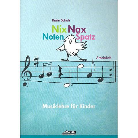 Schuh NixNax Notenspatz