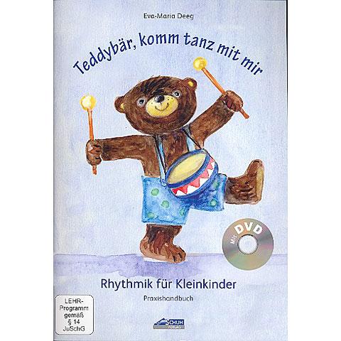 Libros didácticos Schuh Teddybär, komm tanz mit mir
