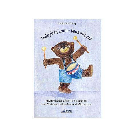 Schuh Teddybär Bilder- und Liederbuch