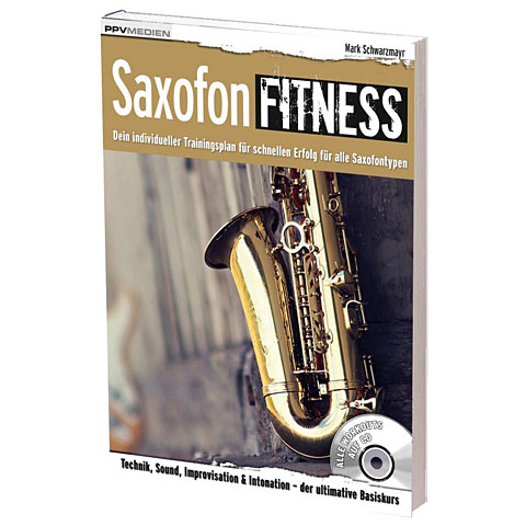 PPVMedien Saxofon Fitness