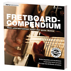 PPVMedien Fretboard Compendium (+2 CDs) « Instructional Book