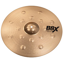 "Sabian B8X 16"" Ballistic Crash « Cymbale Crash"