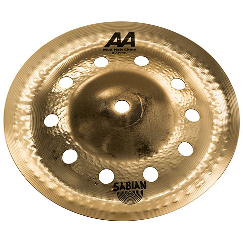 Sabian AA 8  Brilliant Mini Holy China