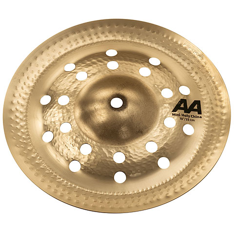 Sabian AA 10  Brilliant Mini Holy China