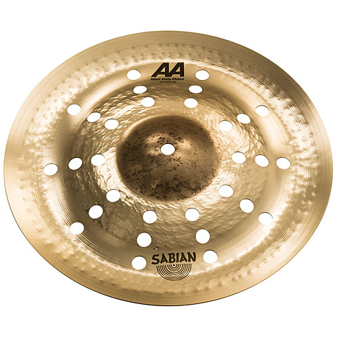 Sabian AA 12  Brilliant Mini Holy China