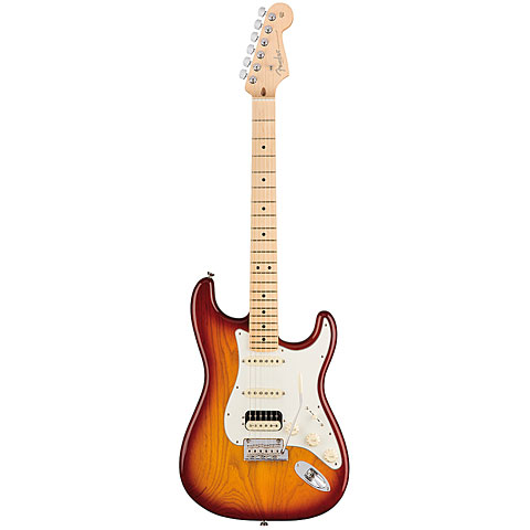 Fender American Pro Stratocaster MN, HSS « Guitarra eléctrica