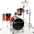Sakae Pac-D Forest Fade Compact Drumset « Set di batterie