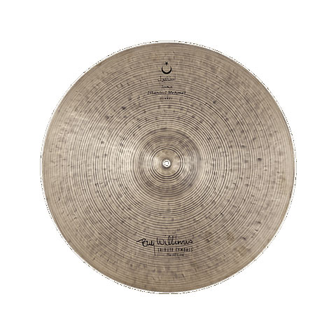 "Crash-Becken Istanbul Mehmet 18"" Tony Williams Tribute Crash"