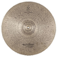 "Istanbul Mehmet 18"" Tony Williams Tribute Crash « Crash-Becken"