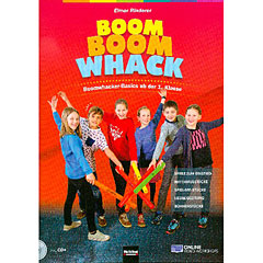 Helbling Boom Boom Whack « Instructional Book