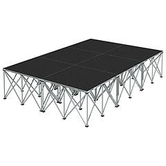 Intellistage Bühne 2 x 3 x 0,6m Tuffcoat « Plataforma de escenario