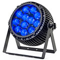 Expolite TourPar QXW Outdoor Zoom 12x15 W RGBW « Lampada LED