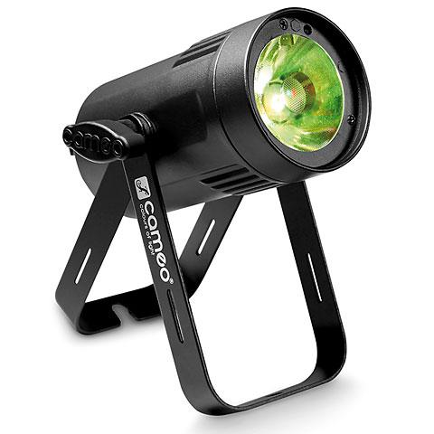 Lampe LED Cameo Q-Spot 15 RGBW