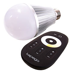 Kapego LED E27 RF White « Lampe (Leuchtmittel)