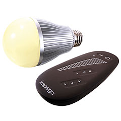 Kapego LED LED E27 RF Single « Lamp (Lightbulbs)