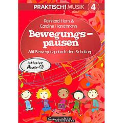 Kontakte Musikverlag Praktisch! Musik 4 - Bewegungspausen « Instructional Book