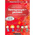 Instructional Book Kontakte Musikverlag Praktisch! Musik 4 - Bewegungspausen