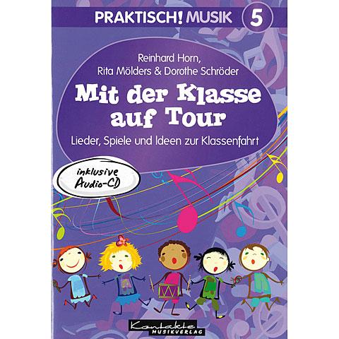 Kontakte Musikverlag Praktisch! Musik 5 - Mit der Klasse auf Tour