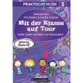 Lehrbuch Kontakte Musikverlag Praktisch! Musik 5 - Mit der Klasse auf Tour