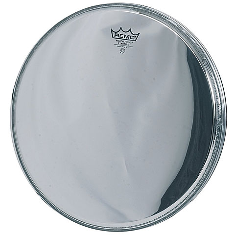 "Remo 13"" Starfire Chrome Tom Head"